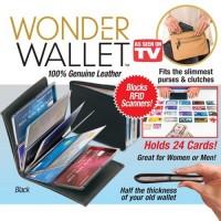 Jual Wonder Wallet 24 Card - Dompet Kartu ATM dan Kartu Kredit Murah