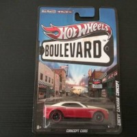 Hot Wheels Chevy Camaro Concept Boulevard