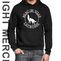 Hoodie Beacon Hills Lacrosse Logo - Fightmerch