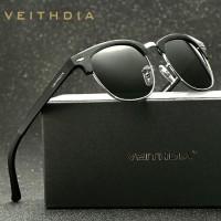 Jual ( Original ) Kacamata ClubM Polarized Sunglasses VEITHDIA BRAND Murah