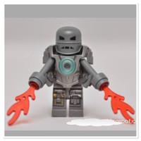 Decool lego iron man mark 1 avengers marvel superhero