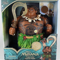 MAUI SINGING &TALKING DOLL DISNEY STORE