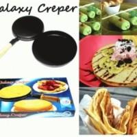 Jual crepes maker wajan kwalik Galaxy creper teflon crepe kewalik pancake Murah