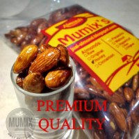 Jual Honey roasted almond / kacang almond madu 250gr Murah