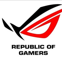 Stiker / Sticker Cutting Republic Of Gamers