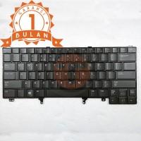 Keyboard DELL E5430 E6420 E6430 E5420 E6220 E6330 No Pointer - Black