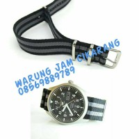 STRAP WATCH / TALI JAM NATO SEIKO 5 SPORTS CANVAS LIMITED EDITION