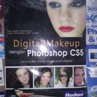 Digital makeup dengan Photoshop CS5 cara mudah merias wajah