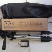Tripod gopro action cam Handphone portable 1m tripot hp lipat panjang