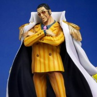 Action Figure PVC DXF Marine Admiral Kizaru One Piece
