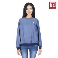 Jedar Jessica Iskandar - Kaos Lengan Panjang Wanita (07918840)
