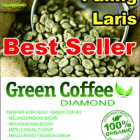 Jual green coffee bean extract atau kopi hijau Murah