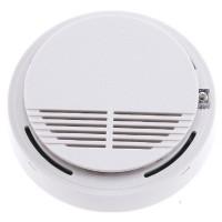 Harga alarm peringatan asap smoke alarm untuk dapur rumah gudang ruko | antitipu.com