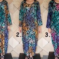Harga daster dress daster batik daster huza baju wanita | Hargalu.com