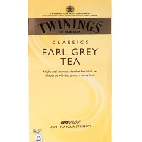 Jual Twinings Earl Grey Tea 25 bag x 2gr // Minuman Kesehatan Teh Herbal Murah