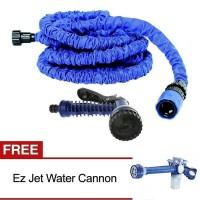 Jual Paket Selang Magic X-hose Auto Expandable 22,5 M + Ez Jet Water Cannon Murah