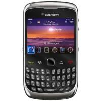 Blackberry 9300 Gemini 3G Black / BB Curve Hitam Garansi Distributor