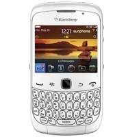 Blackberry 9300 Gemini 3G White / BB Curve Putih Garansi Distributor