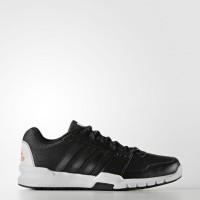 Sepatu Olahraga Original Adidas Essential Star .2 Black Murah