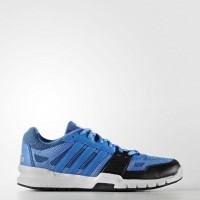 Sepatu Olahraga Original Adidas Essential Star .2 Blue Berkualitas