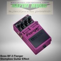 Efek Gitar Boss BF-3 Flanger / Boss BF3 / Boss BF 3 baru 100% original