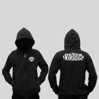 Zipper Hoodie League Of Legend - Geminicloth