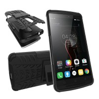 Hard Soft Case Casing HP Lenovo K4 Note A7010 Armor Stand Silikon TPU