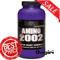 Ultimate Nutrition Amino 2002 330 Tablet ORIGINAL & GARANSI TERMURAH