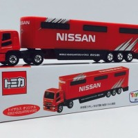 Tomica Long Nissan Mobile Headquarters N-Force Toys R Us