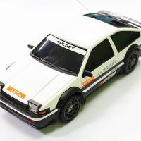 Jual RC Auldey RaceTin Drift AE86 Trueno (White) Murah