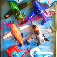 Mainan Pesawat Super Planes