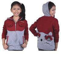 harga Jaket Anak / Sweater Anak Perempuan, Jaket Hello Kitty Tokopedia.com
