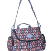 Jual Okiedog Freckles Cooler Bag Rombe Blue/Red / Cooler Bag Murah