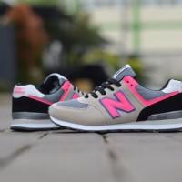 harga Sepatu Wanita Sneakers New Balance 574 Made In Vietnam Asli Import Tokopedia.com