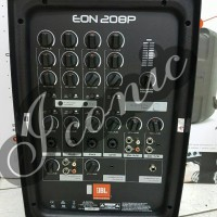 MURAH! Portable Speaker JBL EON 208p (8inch) Bluetooth