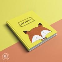 buku suka suka / memo binder / notebook custom / buku tulis