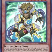 Kartu Yugioh Genomix Fighter [Ultra Rare]