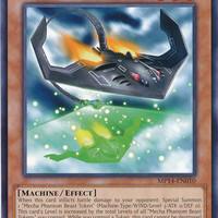 Kartu Yugioh Mecha Phantom Beast Stealthray [Common]