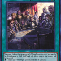 Kartu Yugioh Noble Knights of the Round Table [Common]