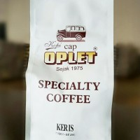 KOPI OPLET SPECIALTY COFFEE - KERIS BLEND (GAYO & E. JAVA) - 250gr