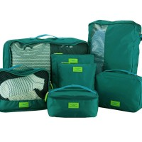 Tas Travel Bag In Bag Organizer ( 1 Set Isi 7 Bag )
