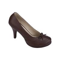 Sepatu Hak Tinggi / Sepatu High Heels Cewek Ukuran 36-40 AC SDB818