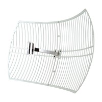 TP-LINK TL-ANT2424B - 2.4GHz 24dBi Grid Parabolic Antenna