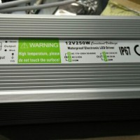 Power Supply Outdoor 12V-20A, Power Supply 12v 20a, Power Supply