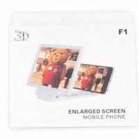 Jual Enlarged Screen Mobile Phone Kaca Pembesar Layar HP Magnifier Bracket Murah