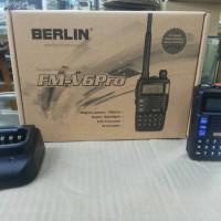 Ht Berlin FM V6pro Tri Band 7W