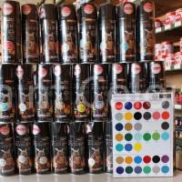 Samurai Paint Cat Semprot/Pylox Warna Standart (Pilih Kode Di Ket)