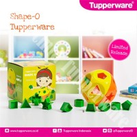 disc 55% Tupperware Shape-O Toy (Mainan Anak)
