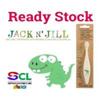 Jack n Jill Bio Kids Toothbrush / Sikat Gigi - Dino