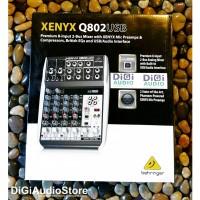 BEHRINGER Q802USB ( Q 802 USB ) MIXER